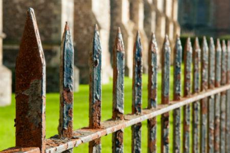 Lead Paint on Railings